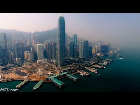 Meet HongKong!  by KT Drone