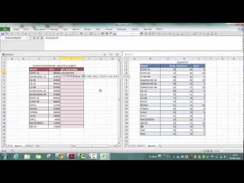 Vlookup in Multiple Sheets- Easy method