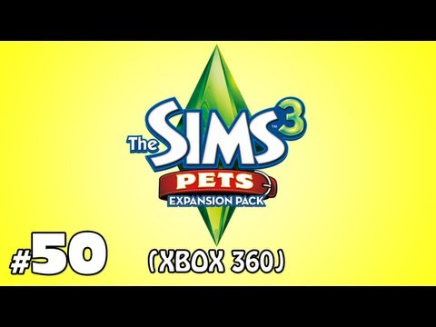 The Sims 3: Pets (Xbox 360) - Part 50 - A NEW CAT!