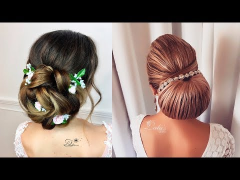 How To Clip In Hair Extensions | Best Bridal Hairstyles Tutorial Compilation 2017