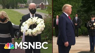 A Stark Illustration Of The Choice Voters Will Have In November | Deadline | MSNBC