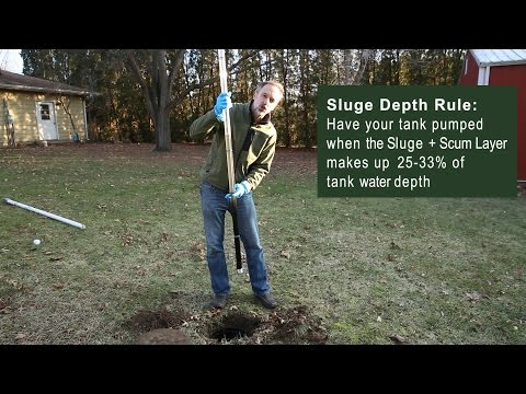 When Should I Pump My Septic Tank?