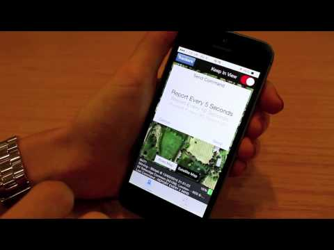 GPS Tracker App For iPhone: How to use with your GPS tracker