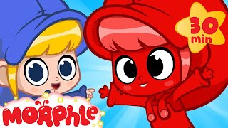 Morphle Morphs Into Mila - My Magic Pet Morphle   Cartoons For Kids   Morphle TV   BRAND NEW