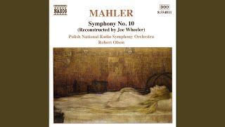 Symphony No 10 In Fsharp Minor Wheeler 1966 Version  I Adagio
