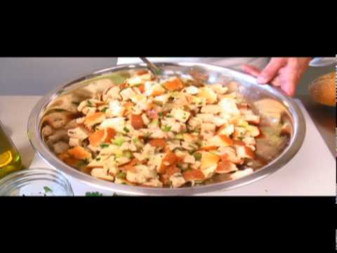 Granny's Poultry How to Prepare Traditional Turkey Stuffing