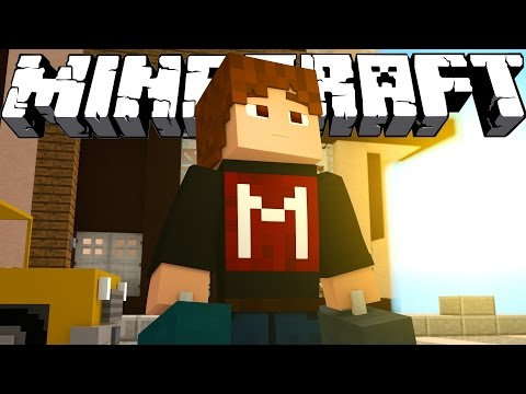 Minecraft City -