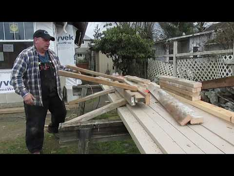 How to Build a Sawhorse from Scrap Wood