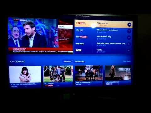 Sky Go Test 4 (HDMI Stream)