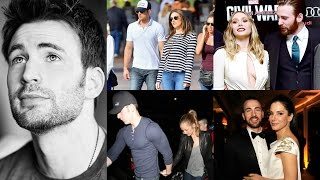 Girls Chris Evans Dated (Captain America)