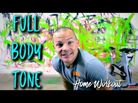 Full Body home workout for fast fat loss and muscle toning
