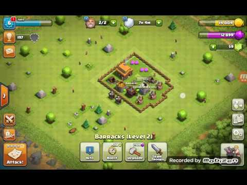 Clash of Clans | #1 Top Player in Clash of Clans Vs Max Lvl P.e.k.k.a ×999 and Rage/Healing x999!