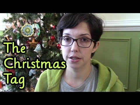 The Christmas Tag (Vlogmas Day 11)