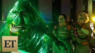 New 'Ghostbusters' Trailer: Slimer and the Stay Puft Marshmallow Man Make Their Epic Returns!