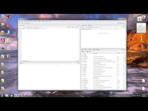 R Programming Tutorial - 15 - How to Read CSV Files