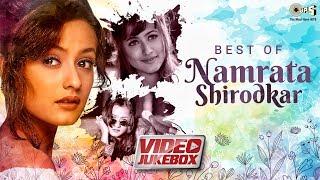 Best Of Namrata Shirodkar - Video Jukebox | Ek Jawani Teri | O Jaana Na Jaana | 90's Superhit Songs