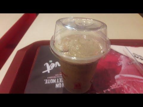 KFC's ChocoLash Krusher