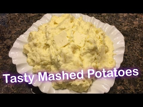 How to Make: Tasty Mashed Potatoes