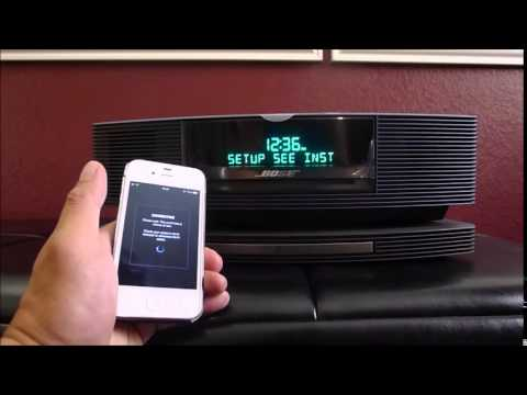 How to set up a Bose Wave SoundTouch on a Regular Wave III System
