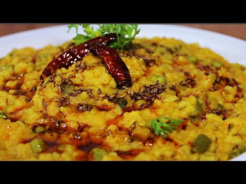 Vegetable Dal Khichdi In Pressure Cooker | Dal Khichdi Recipe | How to make Dal Khichdi