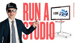 Scaling Up: How To Run A Successful Studio & Go From Freelance to Entrepreneur