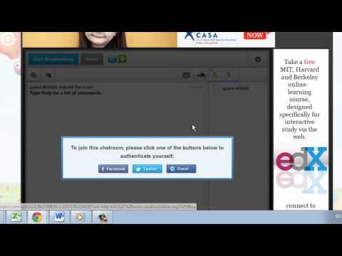 How to Set Up Private Chat Room in a Second