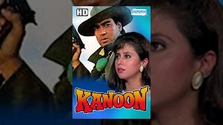 Kanoon {1994}(HD) - Hindi Full Movie - Ajay Devgn | Urmila Matondkar - 90