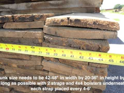 How to Prepare Dimensional Reclaimed Wood to Sell Wholesale