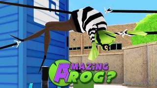 PUNISHMENT WORSE THAN PRISON - Amazing Frog - Part 86   Pungence