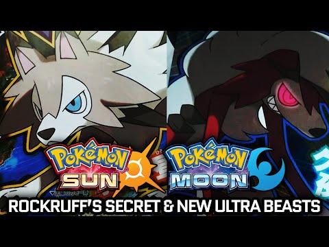 Pokemon Sun & Moon Rockruff's Secret & NEW Ultra Beasts Revealed w/ JayYTGamer! [Corocoro Leak]