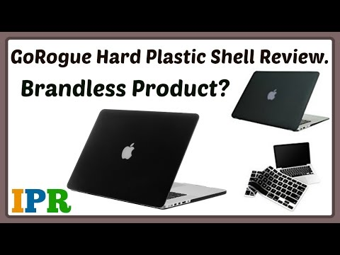 GoRogue Hardshell Case for mac | Brandless product | Indian product reviewer