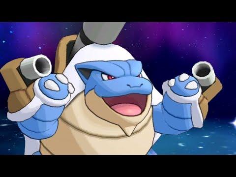 RU READY FOR MEGA BLASTOISE!? - Pokemon ULTRA SUN & ULTRA MOON WiFi Battle #50 VS Gui