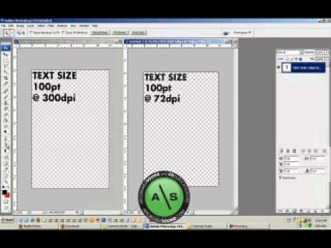 Affordable Sound -  How to create a 300 dpi canvas in Adobe Photoshop.
