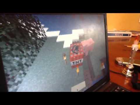 Minecraft how to get a pig spawner