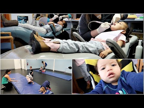 Trip to the Dentist| Somersault Expert!