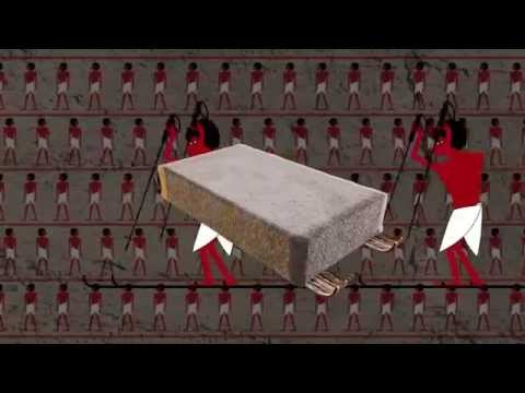The Simple Trick Egyptians Used to Build Huge Pyramids by Hand