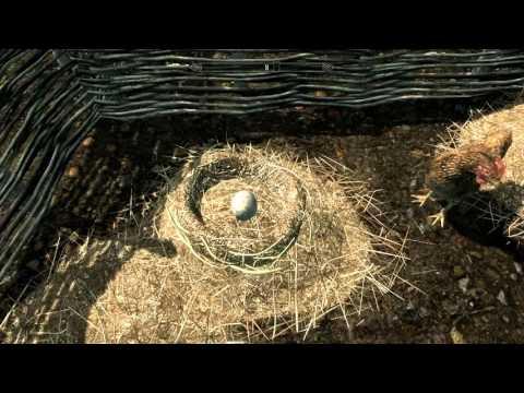 Help picking crops - Skyrim