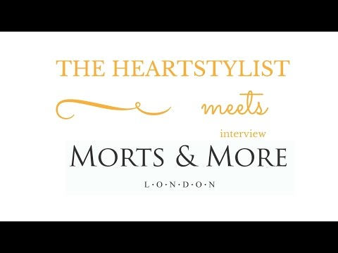 I MET THE MEN BEHIND THE SUITS! | MORTS & MORE!