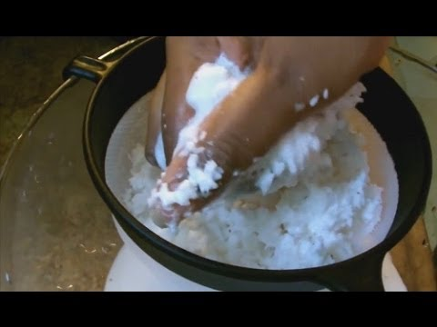 Vitamix Recipes - How to make Coconut Milk
