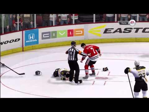 NHL14: Fight Night