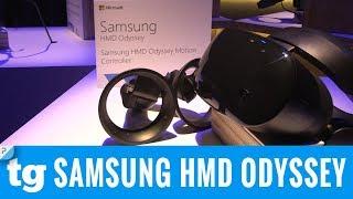 Meet Samsung's New Mixed Reality Headset