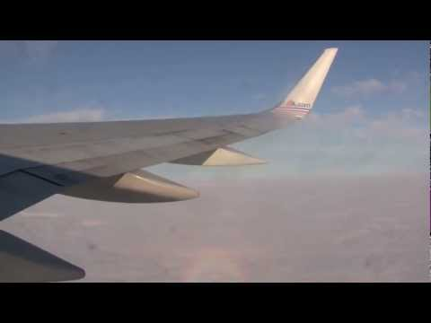 American Airlines 1781. New York to Punta Cana. Part 1.