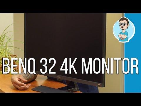 BenQ EW3270u Unboxing | 32 UHD 4K HDR Monitor!