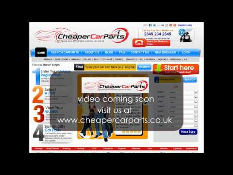 Cheap car parts in UK