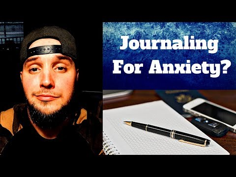 Keeping a Journal For Anxiety Relief