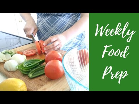 Kitchen Goings On || Food Prep
