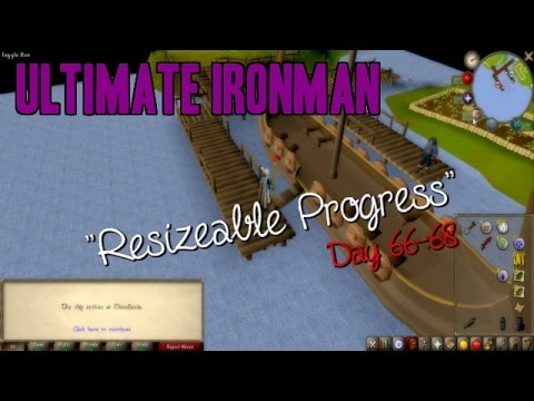 Ultimate Ironman Mode Series