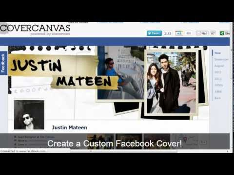 Create Awesome Facebook Cover Photo For Facebook Timeline