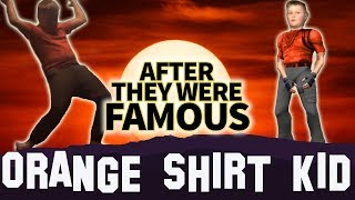 ORANGE SHIRT KID | AFTER They Were Famous | #Boogiedown Challenge Fortnite