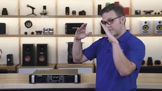 Yamaha PX Commercial Amp DSP Setup   Crutchfield video